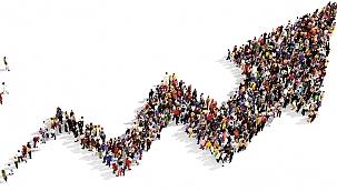Türkiye'nin nüfusu yılda 12 buçuk milyon arttı