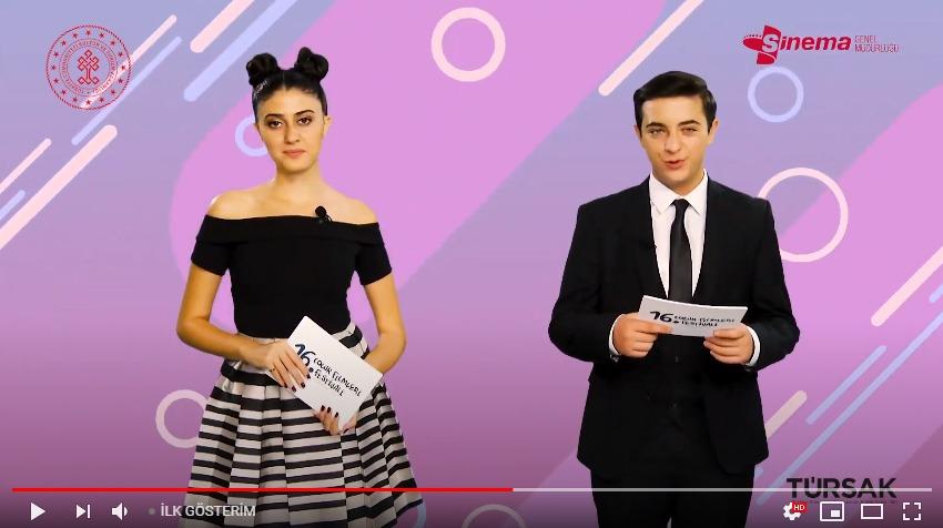TÜRSAK Çocuk Filmleri Festivali ödüllerine kavuştu