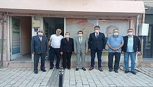 """Vali Aktaş, """"Etnoköy"""" Çıplak Köyü'nde"""