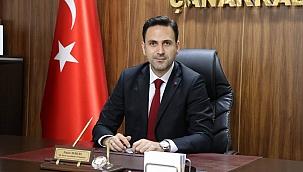 """AK Parti İl Başkanı Makas """"Saygı, minnet ve rahmetle anıyoruz"""""""