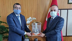 Başkan Öz Ankara'da