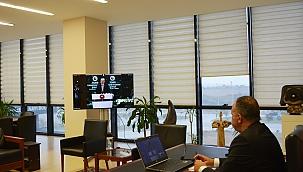 Başkan Semizoğlu TOBB Türkiye Ekonomi Şurası toplantısına katıldı