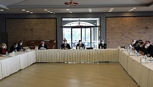 Çanakkale'de pandemi toplantısı