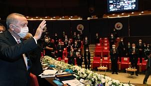 Erdoğan Ekonomi Şurası'nda
