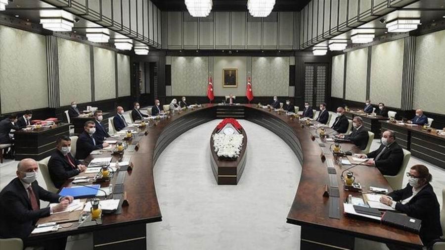 Kabine Toplantısı ne zaman?