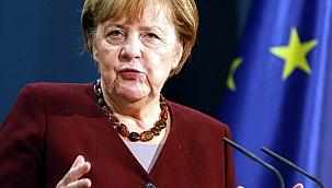 Merkel koronavirüs aşısına tarih verdi