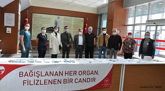 Organ bağışının önemi vurgulandı