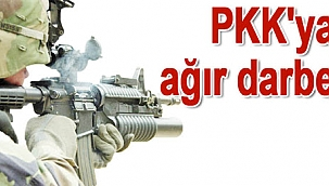 Son Dakika: PKK'ya ağır darbe