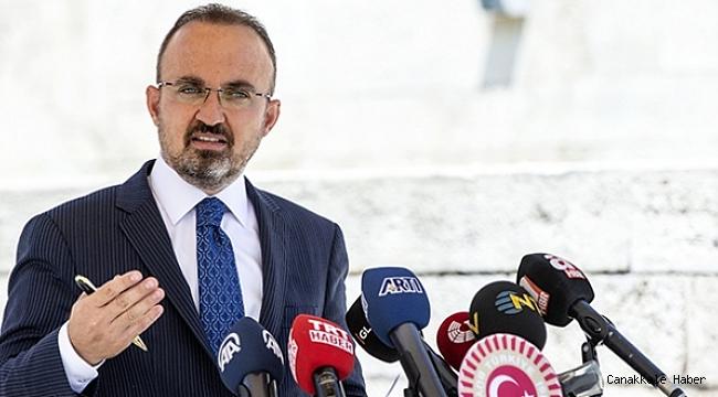 """Turan; """"Deprem Türkiye'nin bir gerçeği"""""""