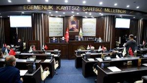 2020 yılının son meclis toplantısı yapıldı