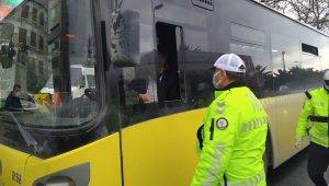 'Yolcular geç kalmıştı o yüzden fazla aldım' diyen sürücüye ceza kesildi