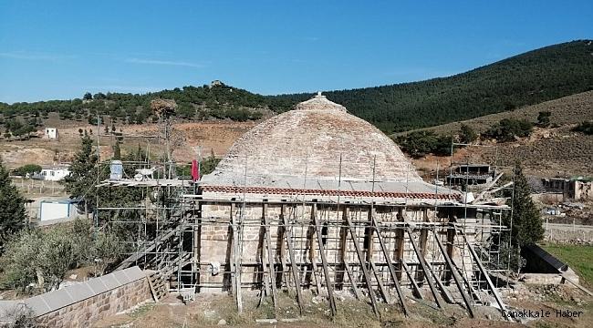 654 yıllık tarihi Murat Hüdavendigar Camii restore ediliyor
