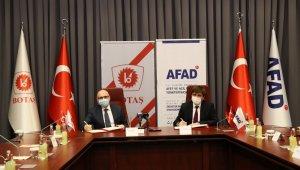AFAD ile BOTAŞ iş birliği protokolü imzaladı
