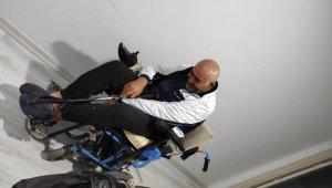 Aile, Çalışma ve Sosyal Hizmetler Bakanlığı Esenler Otogarı'nda kalan engellileri koruma altına aldı