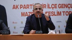 AK Parti İl Başkanı Sürekli'den Başkan Soyer'e tepki