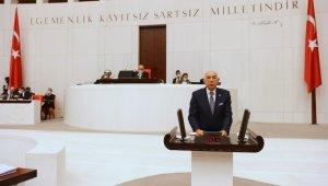 """AK Parti'li Kartal: Ülkemiz birçok alanda günden güne güçlenmektedir"""""""