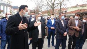 """AK Parti'li Makas: """"Yenice, bu adaletsizliği asla unutmayacaktır"""""""