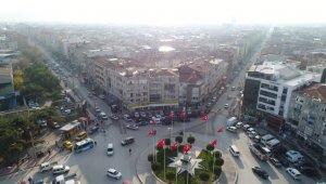 Akhisar'da iki cadde daha prestij kazanacak