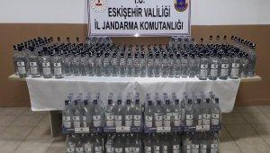 Alpu'da sahte içki operasyonu : 1 gözaltı