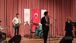 Anadolu Üniversitesi genç müzisyenlerin yanında
