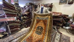 Anadolu'nun halı kültürünü ayakta tutmaya çalışıyorlar