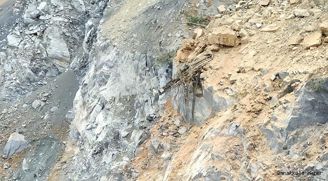 Arnavutköy'de taş ocağında göçük: 2 ölü