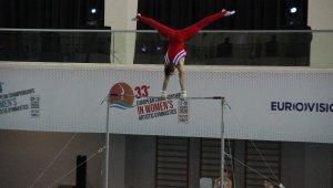 Avrupa Artistik Cimnastik Şampiyonası Mersin'de başlıyor