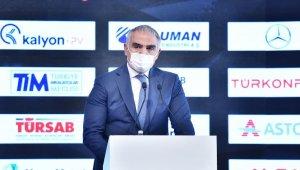 """Bakan Ersoy: """"Pandemi sonrası en hızlı büyüyen sektör turizm olacak"""""""