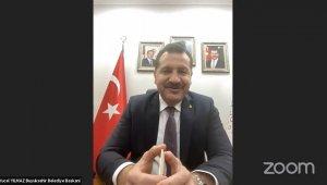 """Balıkesir'de """"Deprem gerçekliği ve Afet farkındalığı buluşması"""" yapıldı"""