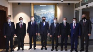 Başkan Dağtekin Ankara temaslarını değerlendirdi