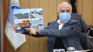 Başkan Gültak'tan metro projesi açıklaması