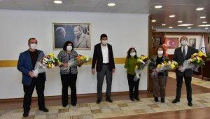 Başkan Özcan ve engelli derneklerinden ortak mesaj