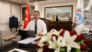 """Başkan Palancıoğlu: """"Hizmet ve rekor dolu bir yılı geride bıraktık"""""""