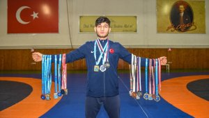 Başkent'in madalya avcısının hedefi dünya şampiyonluğu