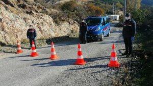 Biga'da 3 köy ve 5 mahalle karantina altına alındı