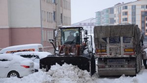 Bitlis'te 224 köy yolu ulaşıma kapandı