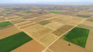 Bu yıl Burdur ve Afyon'da 12 bin 73 hektar alan toplulaştırıldı