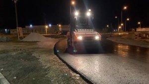 Bursa Büyükşehir Belediyesi 80 bin ton asfalt döktü