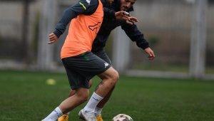 Bursaspor'da İstanbulspor maçı hazırlıkları sürüyor