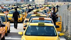 Büyükşehir Belediyesi taksici esnafına desteğini sürdürüyor