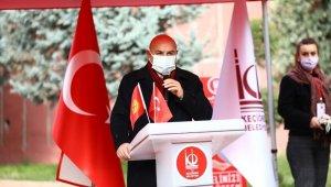 Cengiz Aytmatov doğumunun 92. yılında Keçiören'de anıldı