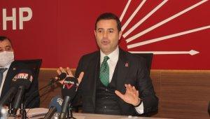 """CHP'li Ahmet Akın: """"Balıkesirliler en iyi hizmeti hak ediyor"""""""