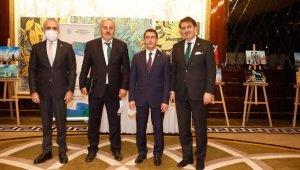 """Cumhurbaşkanı Başdanışmanı Topçu: """"Türkmenistan ile ilişkilerimiz her alanda yüksek seviyede"""""""