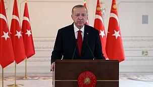 Cumhurbaşkanı Erdoğan açılış töreninde ABD yaptırımlarına yönelik açıklamalarda bulundu