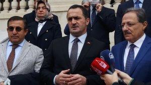 Cumhurbaşkanlığı Yerel Yönetim Politikaları Kurulu Beyoğlu'na toplandı