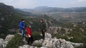 Doğa turizminin yeni adresi Kuşadası olacak