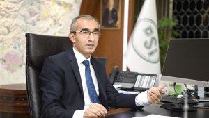 """DSİ Genel Müdürü Yıldız: """"2021 yılında 394 tesisi daha aziz milletimizin hizmetine sunacağız"""""""