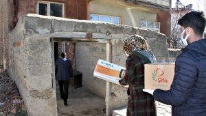 Elazığ'da çölyak ve PKU hastalarına destek