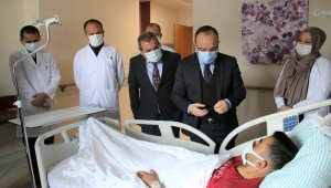 Elazığ'da depremde balkondan atlayanlar o anları anlattı