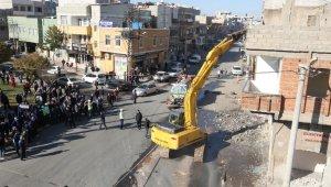 Eyyübiye Belediyesi bir soruna daha neşter vurdu